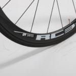 Chaos Aerodynamische fiets met DT swiss wielen