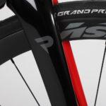 Chaos DSQ Prorace fiets Vision wielen