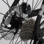 Fusion DSQ schijfremmen Prorace fiets