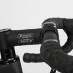 Fusion DSQ aero Prorace fiets afwerking stuur