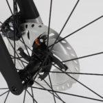 Fusion DSQ Prorace fiets schijfremmen