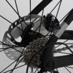 Fusion DSQ versnellingen Prorace fiets