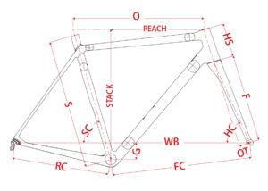 geometrie lightweight frame