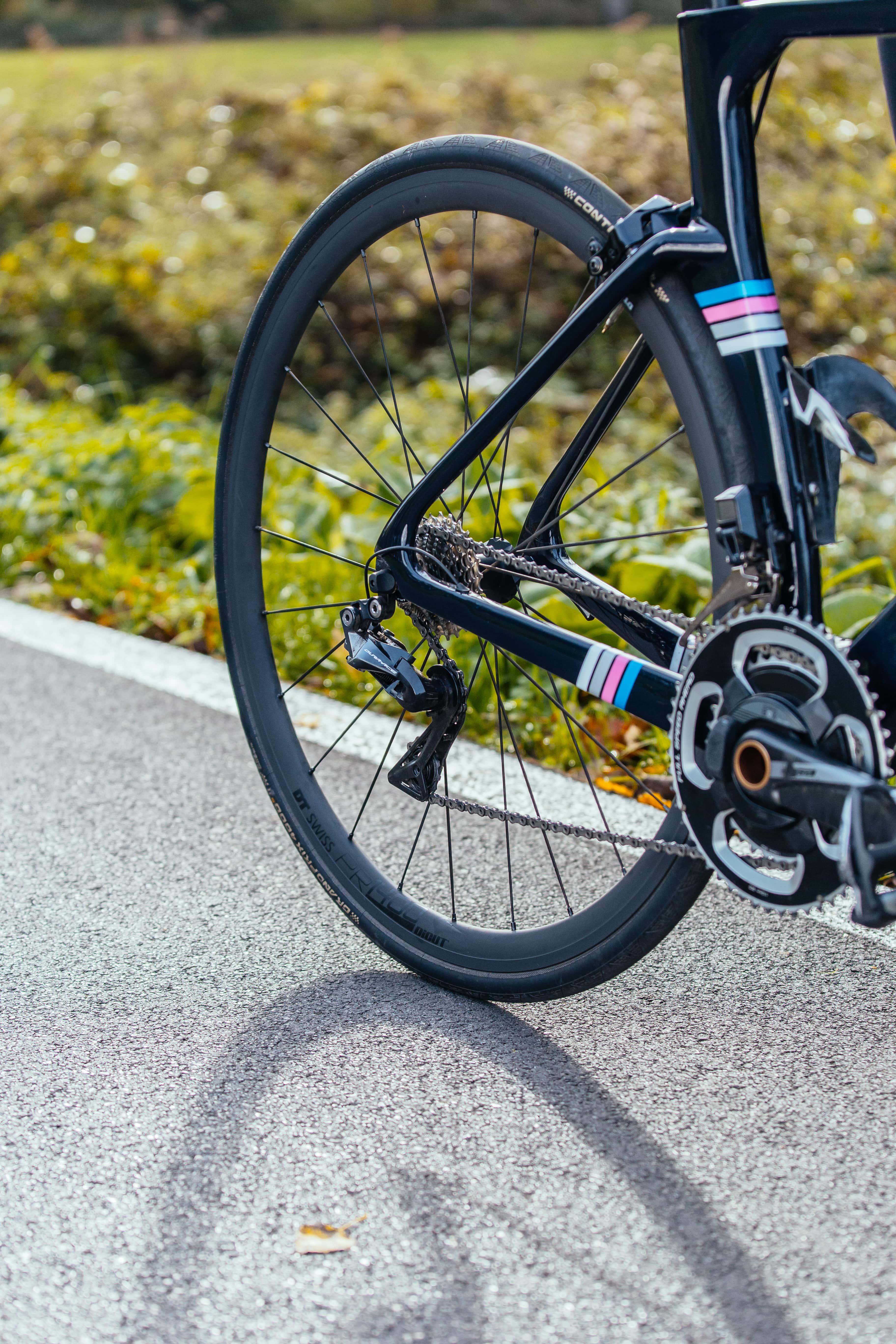 Prorace fiets met eigen design