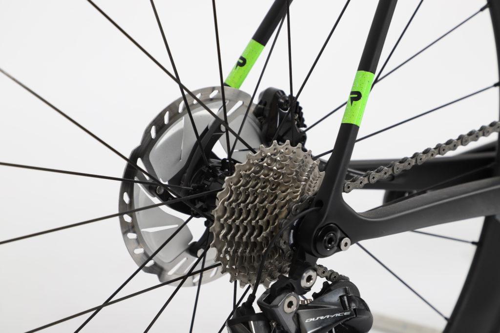 Valcolla DSQ lightweight fiets Prorace schijfremmen