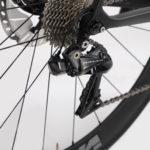 Versnellingen Valcolla DSQ lightweight fiets Prorace met schijfremmen