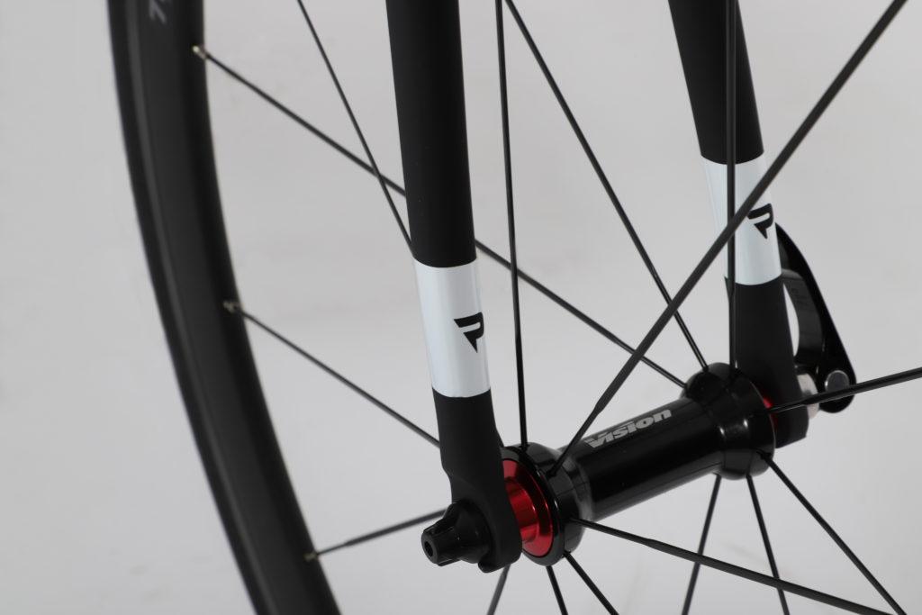 Valcolla Lightweight Prorace fiets vision wiel