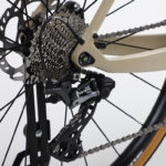Gravel groupset Prorace Desert Fox