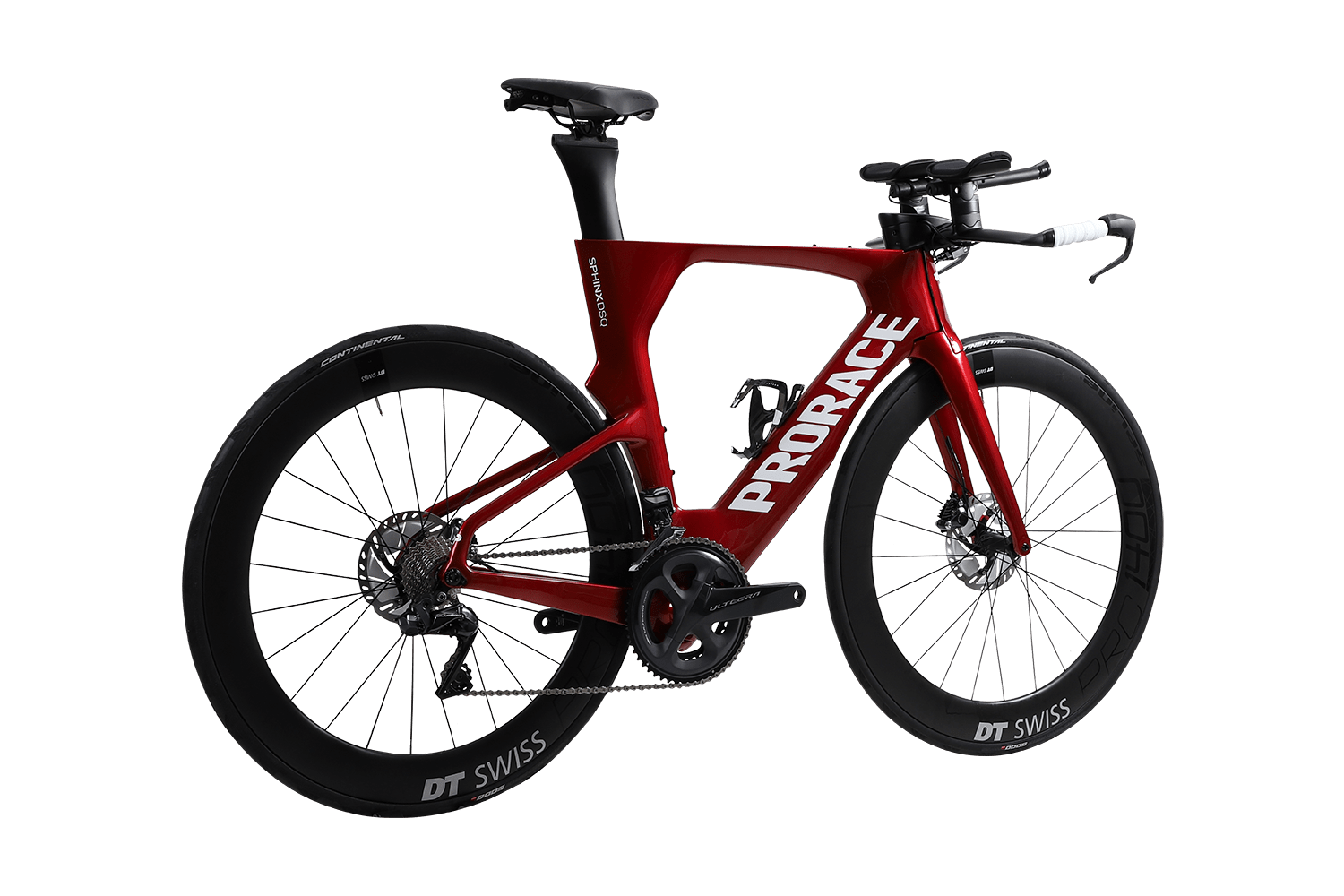 Spinx dsq time trial fiets prorace