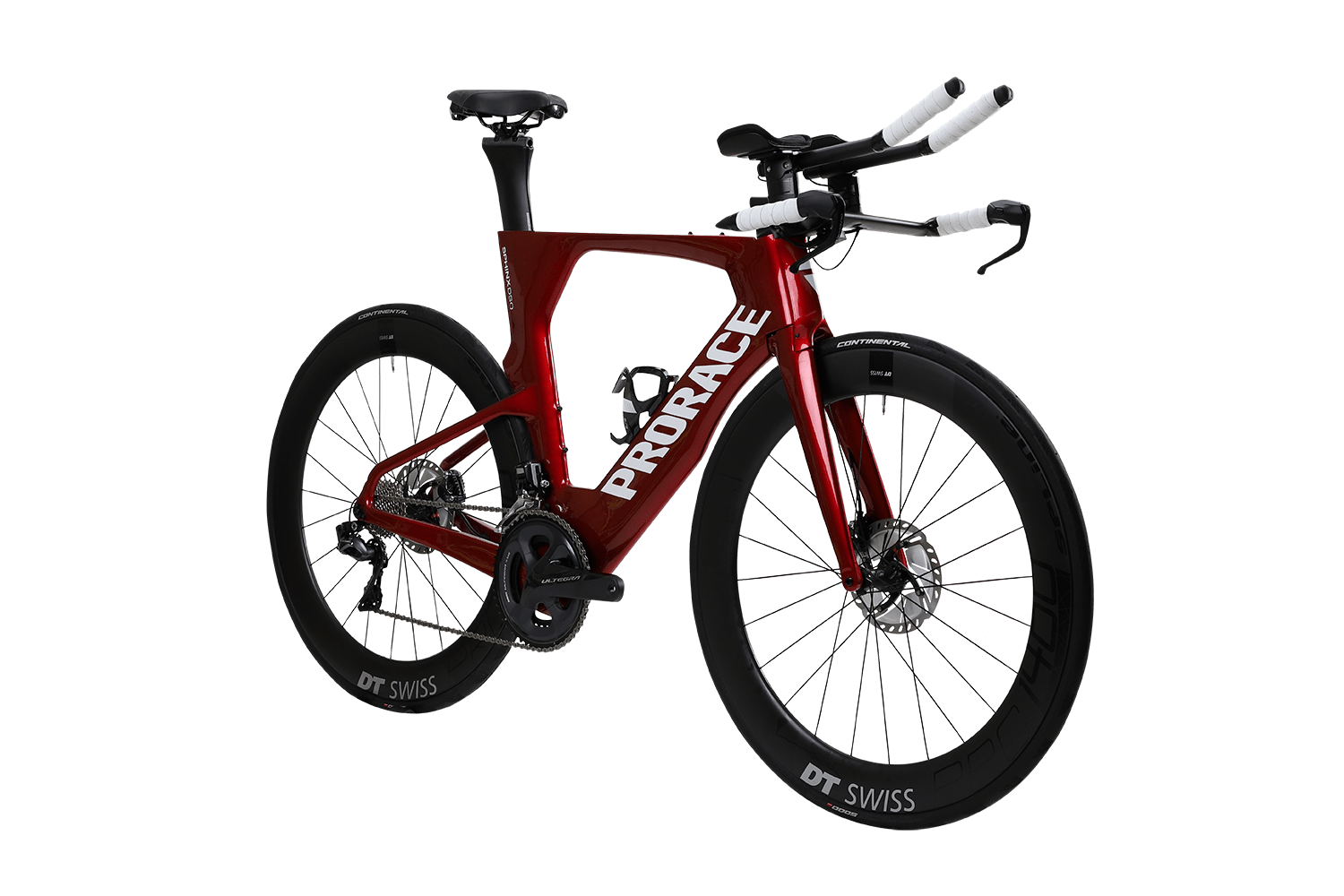 Sphinx dsq time trial fiets prorace